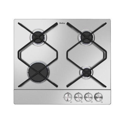 Amica 20994 - Cocina (gas y empotrado, 4 placas de cocina de...