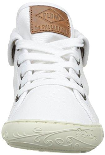 PLDM by Palladium Gaetane Twl, Damen Sneakers Blanc (420 White)