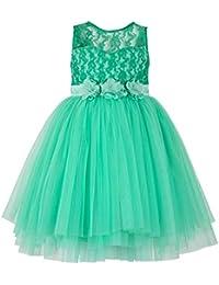 0cc93284ca99 Greens Girls  Dresses  Buy Greens Girls  Dresses online at best ...