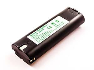 Batterie pour Makita 7000, 7001, 7002, 7033, 3000mAh