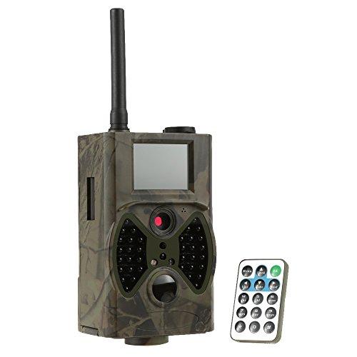 Docooler Jagd Kamera GPRS/MMS/SMS Digital Infrarot Trail Kamera Scouting Überwachung 940NM IR LED HC300M