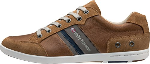 Helly Hansen Herren Kordel Leather Bootsportschuhe NEW LIGHT TAN / FALCON /