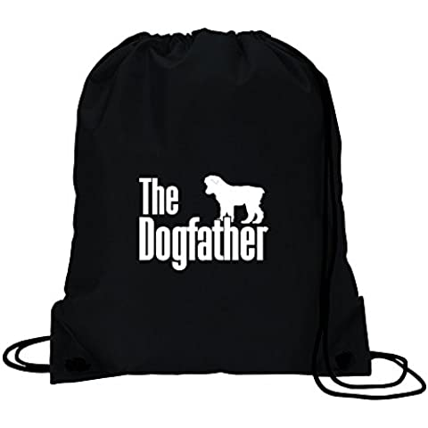 El dogfather miniatura pastor ovejero australiano bolsa de deporte