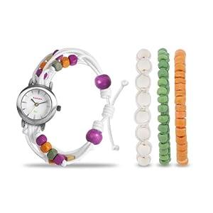 Kahuna KLF-0015LSTK – Reloj analógico de Cuarzo para Mujer, Correa