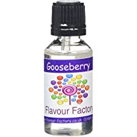 Flavour Factory Gooseberry Extra Strong Concentrates...