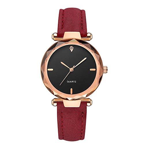 HZBIOK Uhren Damen Markenmode Uhr Frauen Quarzuhr Frauen Marke Gold Stahl Armbanduhr Quarz Charme Mode Damenuhren