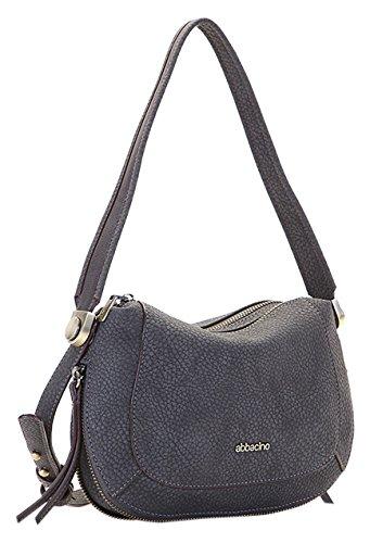 Abbacino - Dusty, borsa Donna Grigio (grigio)