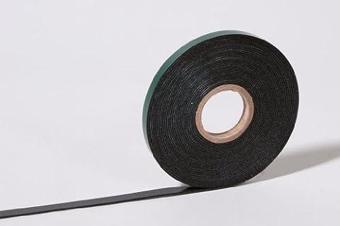 Black Double Sided Foam Tape 9mm x 5mtr Automotive Grade