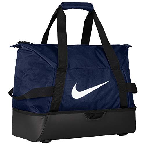 Nike Academy Team Hardcase Fußball-Sporttasche, Midnight Navy/Black/White, 51 x 33 x 40.5 cm