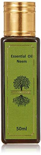 Roots & Above Aromatherapie Rein Natürlich Neem Wesentlich Öl Für Haut Und Haar Behandlung, 50ml
