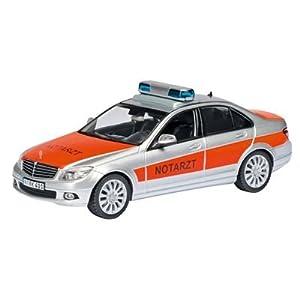 Schuco 450492300 Classic 1:43 - MB Clase C Ambulancia