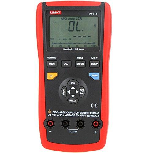 UT612 USB Interface 20000 Counts Multimeter mit Induktivität Frequenzabweichung LCR Tester