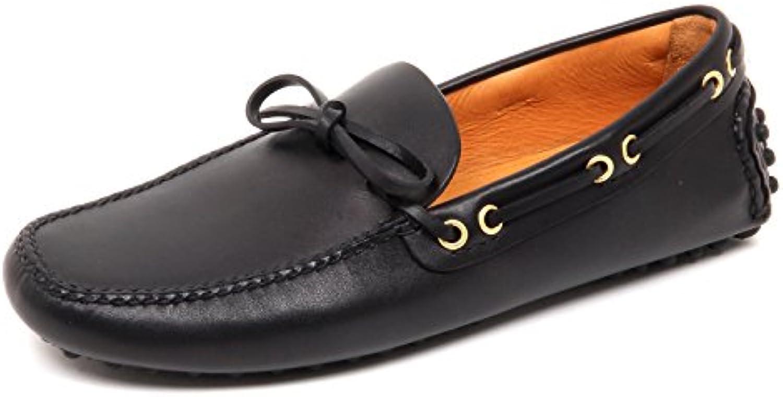76650 mocassino uomo CAR SHOE nero scarpa uomo loafer shoe men