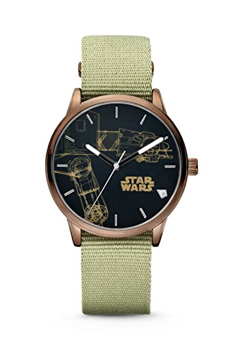 RELOJ STAR WARS AT-AT - (ROGUE ONE, RODANIA, STAR WARS, AT-AT)