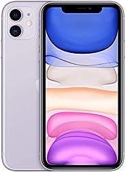 Apple iPhone 11 128GB - Viola - Sbloccato (Ricondizionato)
