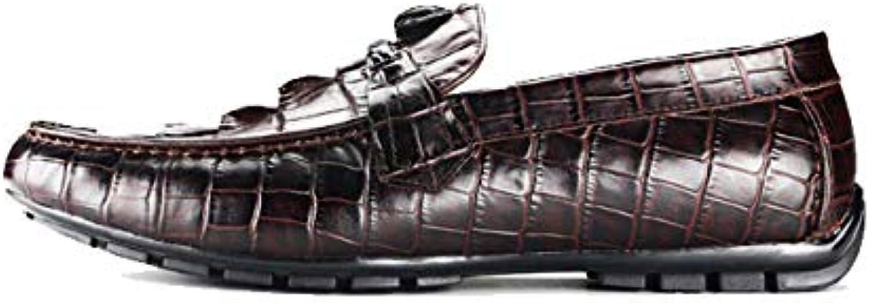 Scarpe in Pelle Uomo Casual Elegante Indossabile Antiscivolo | Delicato  Delicato  Delicato  e63c3a
