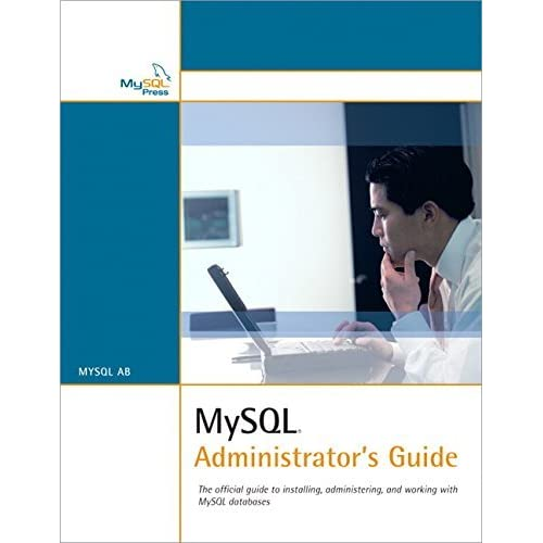 MySQL Administrator's Guide by MySQL AB (2004-08-05)