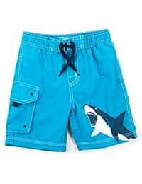 Hatley Board Shorts, Pantalones Cortos de baño premamá para Niños