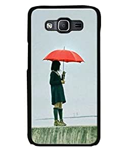 PrintVisa Designer Back Case Cover for Samsung Galaxy On5 Pro (2015) :: Samsung Galaxy On 5 Pro (2015) (Rain Beauty Coat Shoes Nature Wallpaper)