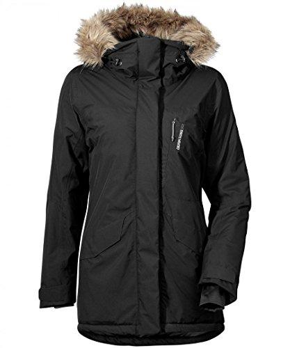 Didriksons Stacie Womens Jacket Black