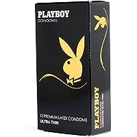 Playboy geschmiert Kondome besonders dünn, 12Stück preisvergleich bei billige-tabletten.eu