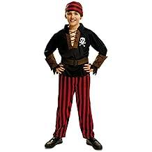 My Other Me - Disfraz de Pirata bandana para niños, talla 10-12 años (Viving Costumes MOM00591)