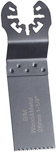 Lame de scie plongeante bimétal HSS 28 mm