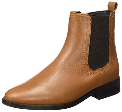 Buffalo London Damen ES ES 30855L Sauvage Chelsea Boots, Braun (Cognac 01), 38 EU