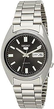 Seiko Unisex Analogue Quartz Watch with Stainless Steel Bracelet – SNXS79K1