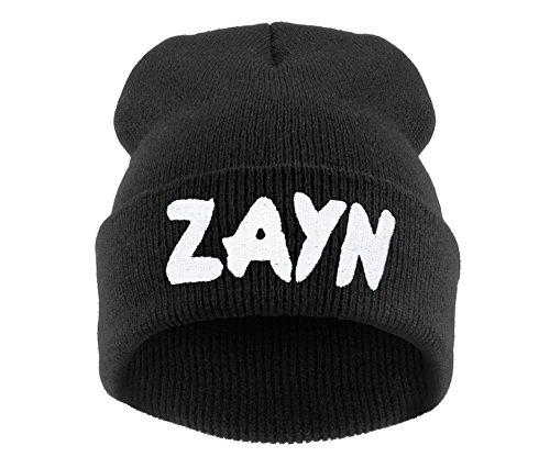 Beanie Hat Black Zayn