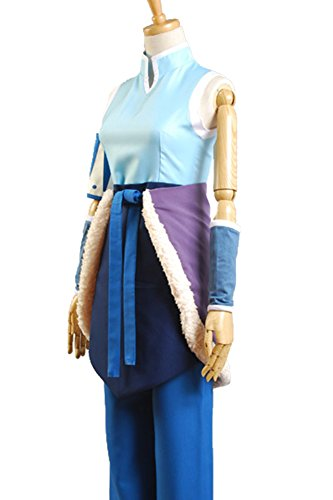 Imagen de daiendi avatar la leyenda de korra korra cosplay disfraz adulto talla alternativa