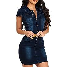 Suchergebnis Auf Amazonde Für Jeanskleid Damen