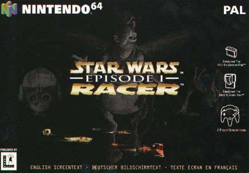 Nintendo Star Wars Episode I: Racer (N64)