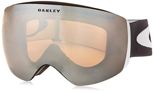 Oakley Skibrille Flight Deck - Gafas de esquí, color negro mate (matte...