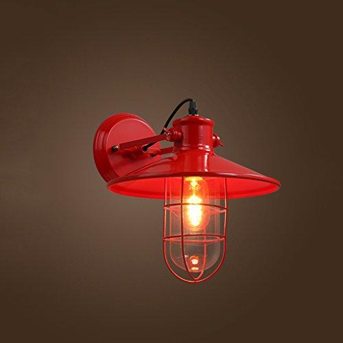 CY - lampe de jardin rétro industrielle balcon extérieur