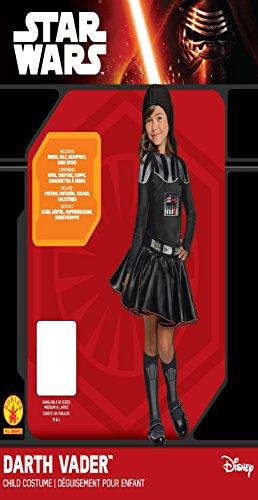 Imagen de darth vader  star wars the force despierta  niños disfraz  grande  147cm alternativa