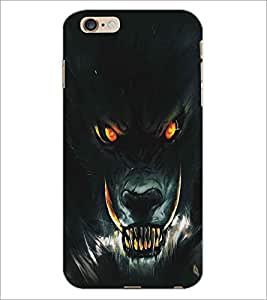 PRINTSWAG WOLF Designer Back Cover Case for APPLE IPHONE 6 PLUS G355H