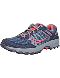 cheaper 85820 7bb28 Saucony Excursion Tr12 Femme