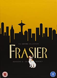 Frasier: The Complete Seasons 1-11 [DVD] (B002D3ZJD0) | Amazon price tracker / tracking, Amazon price history charts, Amazon price watches, Amazon price drop alerts