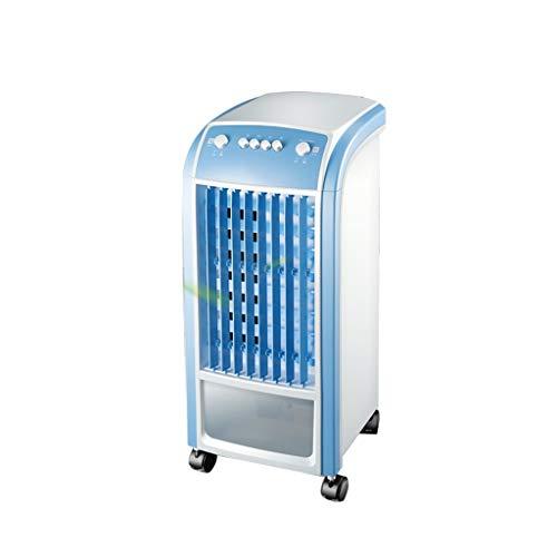 PAN Tragbarer Klimaanlagenlüfter, Chiller Home Silent Electric Fan Lüfter mit Luftkühlung Mobiler wassergekühlter Luftbefeuchter Kleine Klimaanlage -