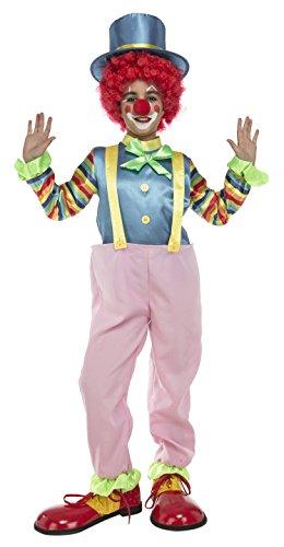Imagen de my other me  disfraz de payaso con aro para niño, 10 12 años viving costumes 204902