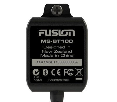Fusion ms-bt100 Bluetooth Dongle for Fusion Marine Stereo Head Units by Fusion Electronics Marine Head Units Marine