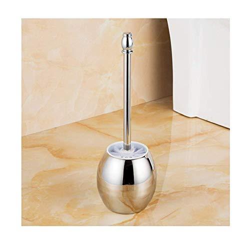 Öl Eingerieben Bronze Bad-accessoires (QiXian Toilettenbürste mit Halter Wandmontage Öl Eingerieben Bronze Bad-Accessoires Toilettenbürstenhalter Stark Robust)