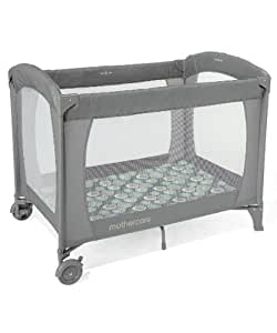 Buy Mothercare Classic Travel Cot Serenity Gray Online