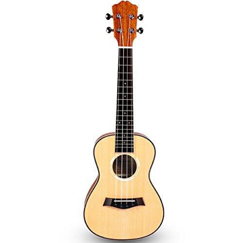 LINGZHIGAN Ukulele Anfänger Student Erwachsene Männer Und Frauen 30 Zoll Kleine Gitarre (Color : B)