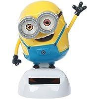 Muñeco Solar Minion Bob
