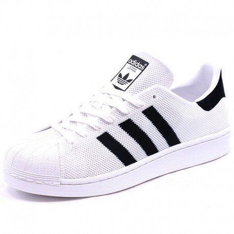 adidas Originals Superstar, Baskets Basses Mixte Adulte, Noir