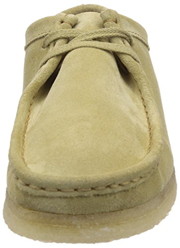 Clarks Originals Wallabee, Boots homme Beige - Beige (Erable)