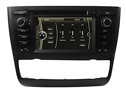 LIKECAR 6.2 Inch In Dash HD Touch Screen Head of