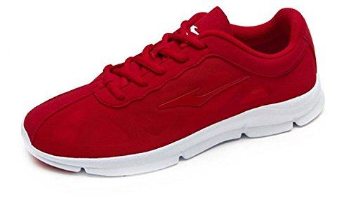 ERKE, Scarpe da corsa uomo, Rosso (rosso), 42 eu
